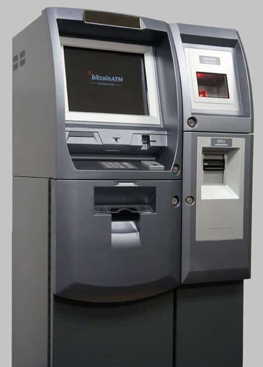 Bitcoin Gensis ATM