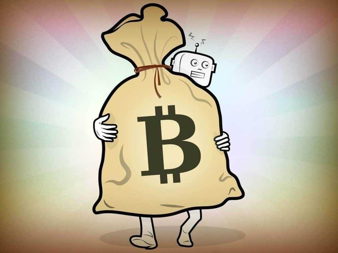 bitcoin-money-sack-with-digital-currency-robot-2