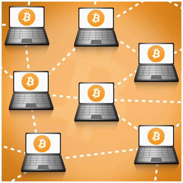 Jaringan peer-to-peer Bitcoin